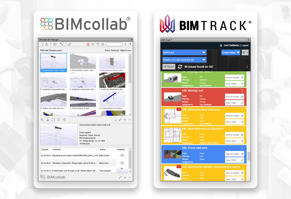 BIM Collab vs BIMTrack