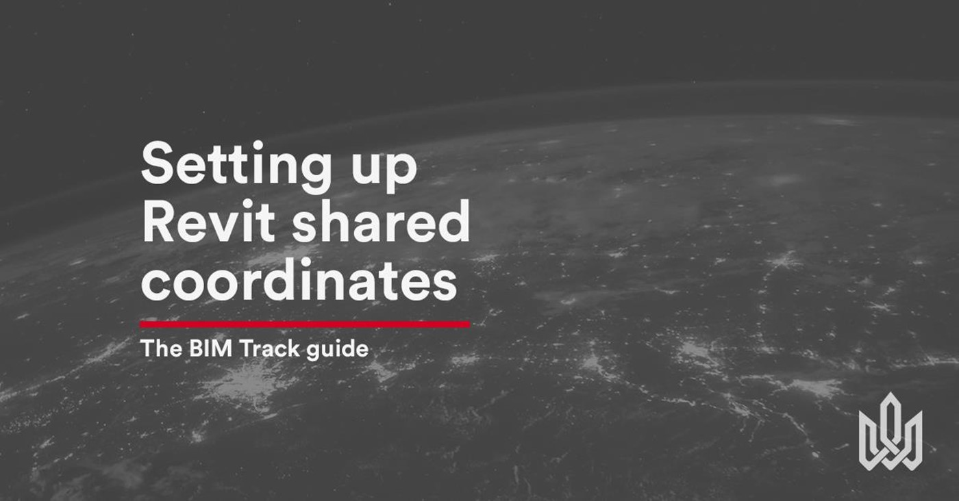 Setting up Revit shared coordinates